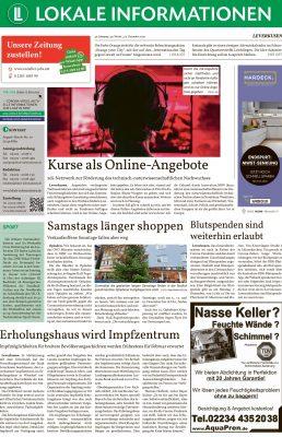 Lokale Information Leverkusen