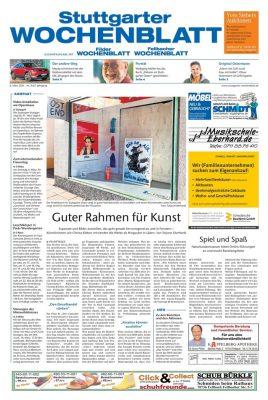 Stuttgarter Wochenblatt